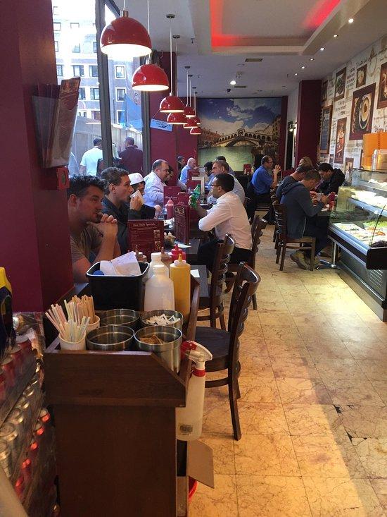 Cafe Rendezvous Palmer Street