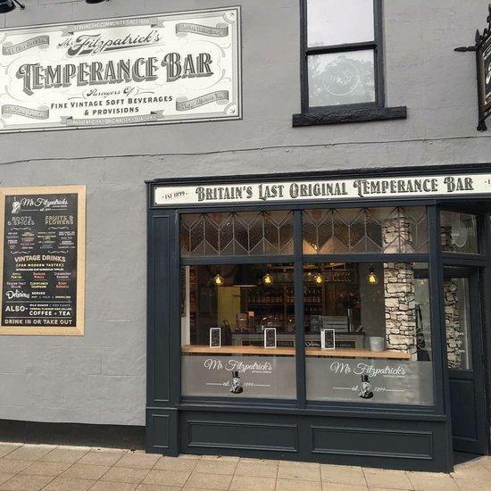 Temperance bars