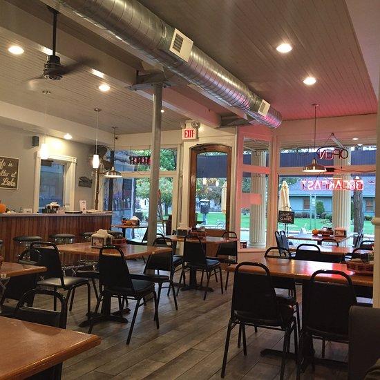 Restaurant Reviews Photos: The Pancake House, Sylvan Beach