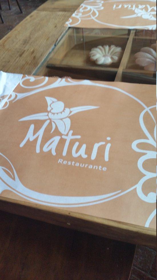 Maturi, Aracaju - Comentários de restaurantes - TripAdvisor
