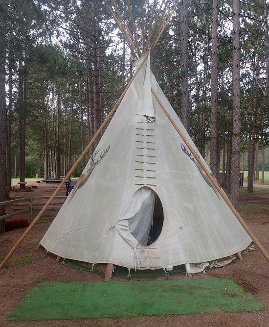 Hayward KOA Kampground