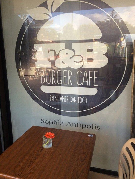 f b burger cafe sophia antipolis restaurant bewertungen telefonnummer fotos tripadvisor