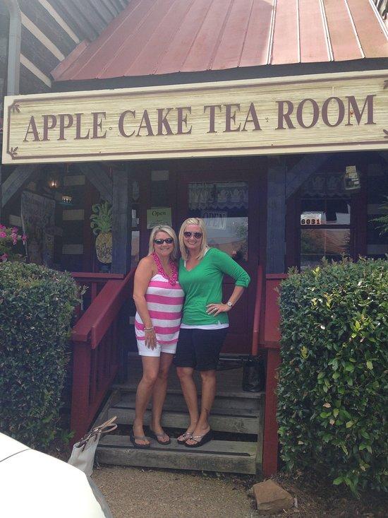 Apple Tea Room Knoxville Tn
