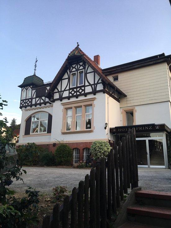 Haus Prinz Hotel