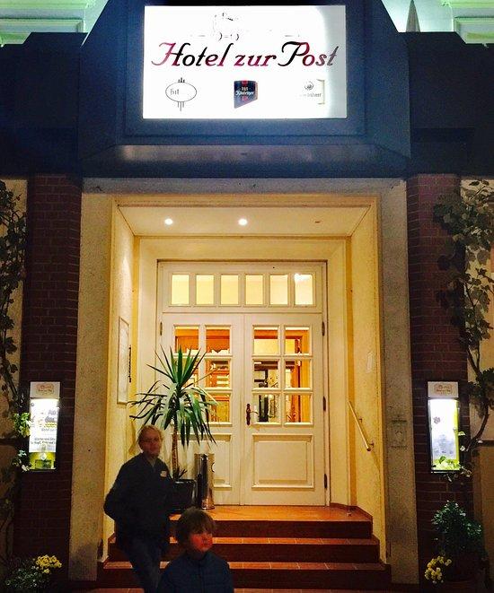 hotel zur post bad rothenfelde