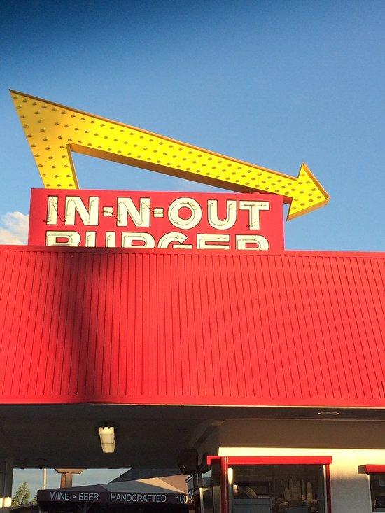 in n out burger pasadena restaurant bewertungen telefonnummer fotos tripadvisor