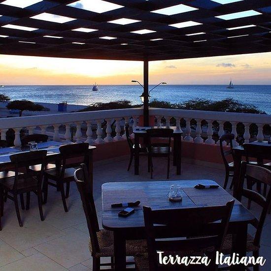 Terrazza Italiana Palm Eagle Beach Restaurant Reviews
