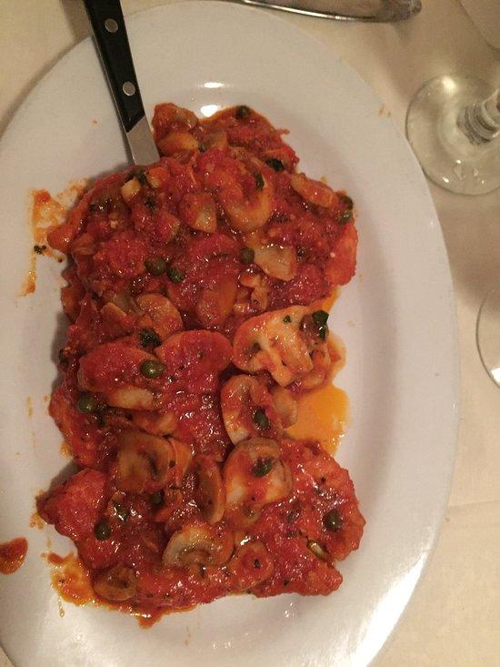 Amalfi Italian Restaurant Salem Nh