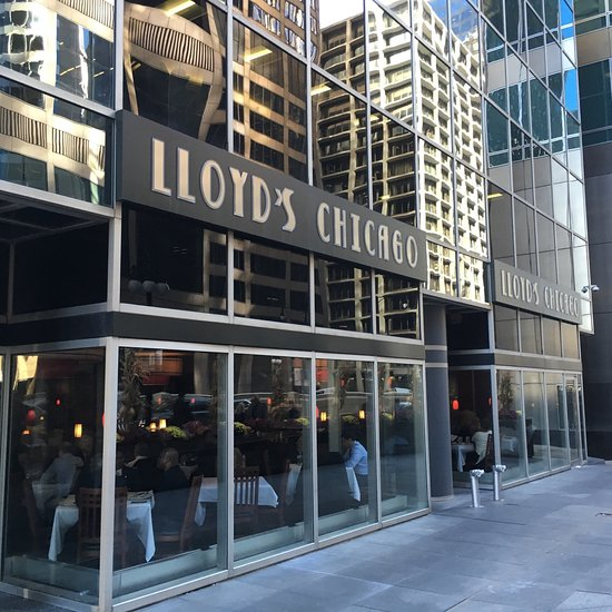 Lloyd s Chicago Downtown The Loop Restaurant Reviews Phone
