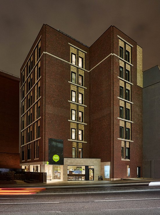 HUB BY PREMIER INN LONDON TOWER BRIDGE Hotel Reviews s