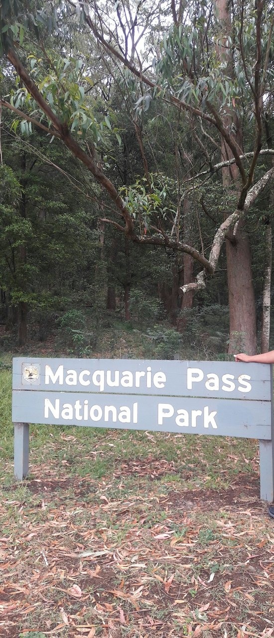 Macquarie Pass National Park