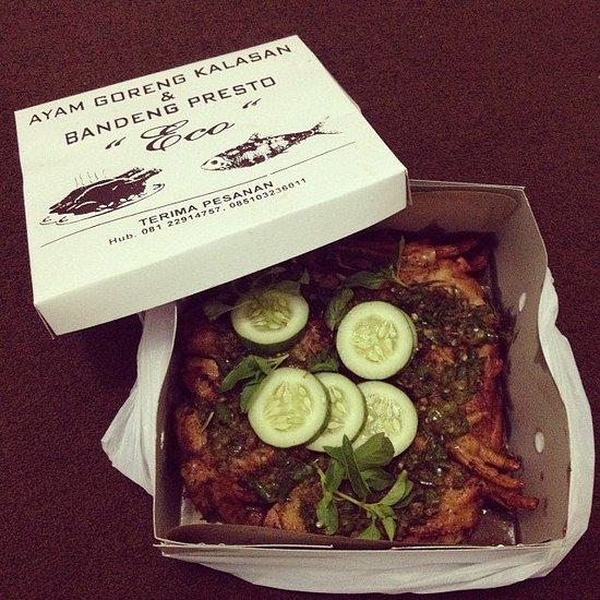 Pondok Makan Eco Semarang Ulasan Restoran TripAdvisor