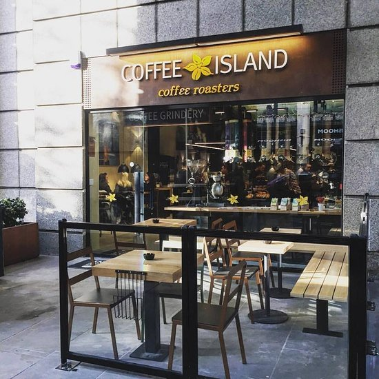 Coffee Island Uk London Covent Garden Updated 2020