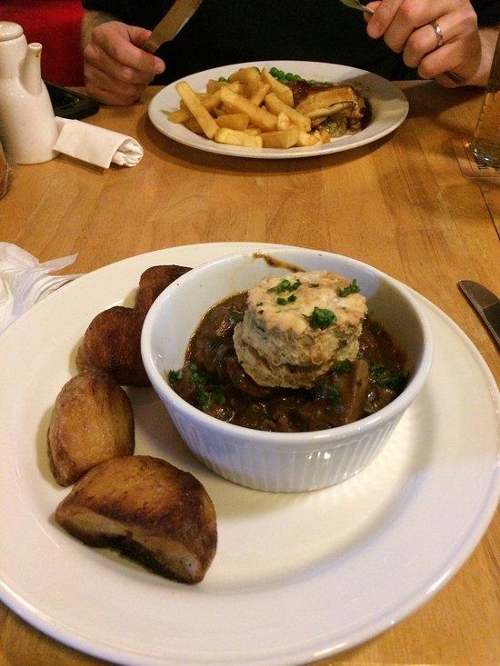 The Cottage Inn, Nether Stowey - Keenthorne - Restaurant ...