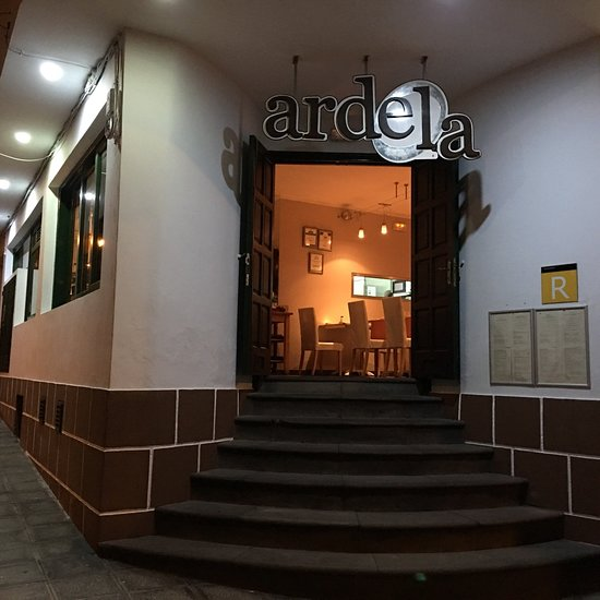imagen Restaurante Ardeola en Garachico