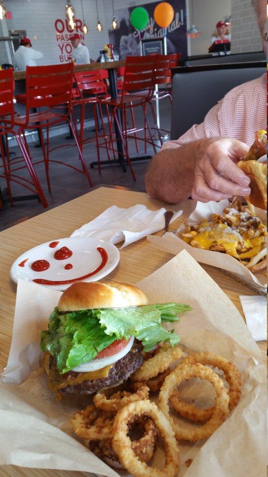 johnny rockets south padre island restaurant reviews phone number photos tripadvisor