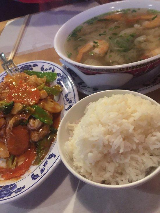 Saigon Cafe  Fording Island Rd E Bluffton Sc