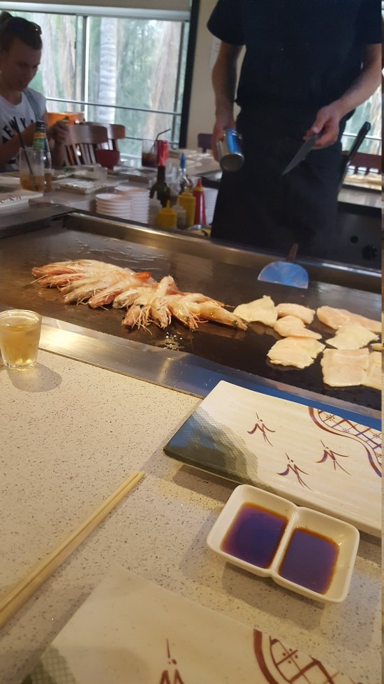 Japanese Restaurant In Warners Bay