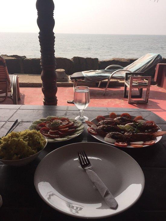 Brighton Beach Cafe Cherai