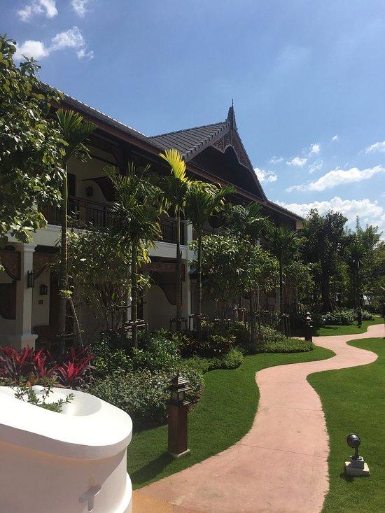 Anyin Lanna Villa Resort Chiang Mai