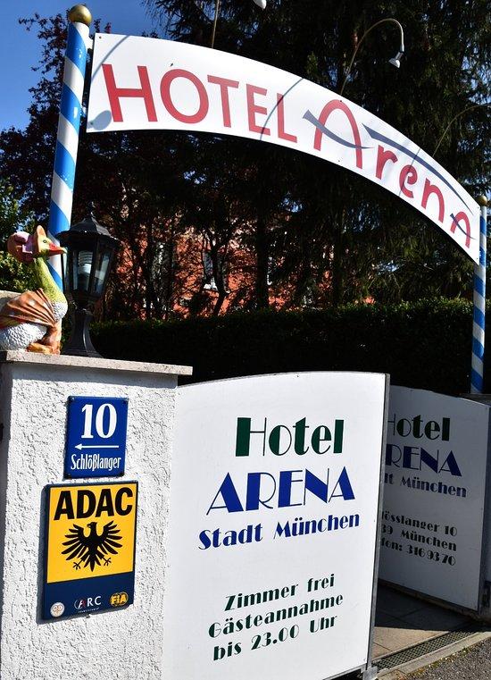 Hotel Arena Stadt Munchen Bewertungen Fotos Preisvergleich
