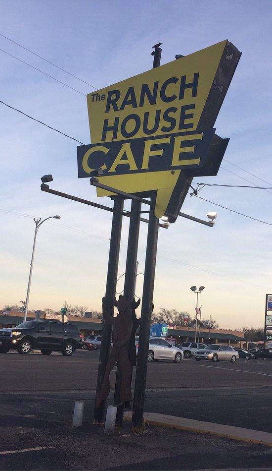 Canyon Tx Ranch House Cafe