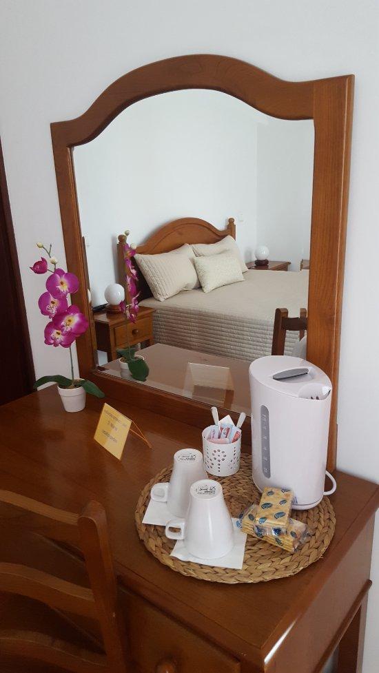 casa de hospedes Dona Maria da Parreirinha