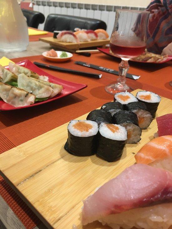 restaurant japonais yukita bordeaux omd men om restauranger tripadvisor. Black Bedroom Furniture Sets. Home Design Ideas