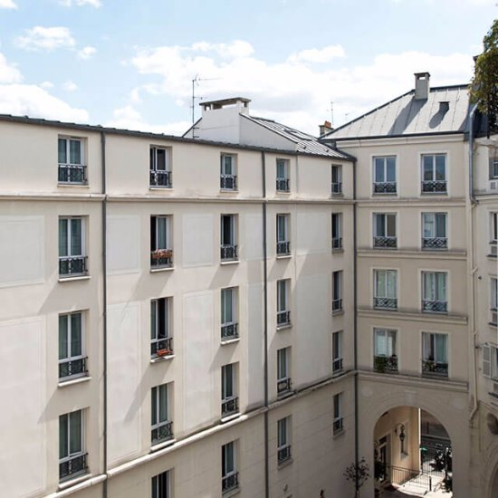 Staycity aparthotels gare de l 39 est for Appart hotel 93