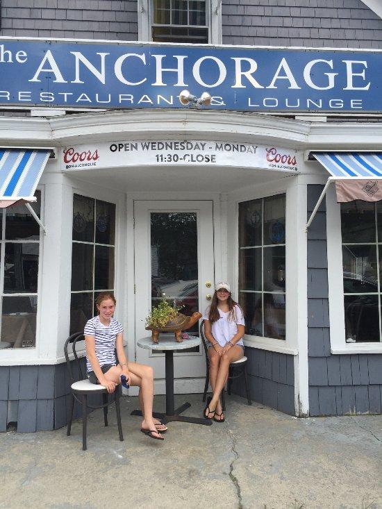 The Anchorage Restaurant Sunapee New Hampshire