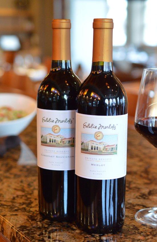 Eddie Merlot's Wine