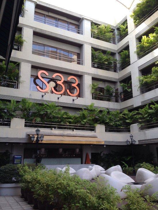S33 Compact Sukhumvit Hotel