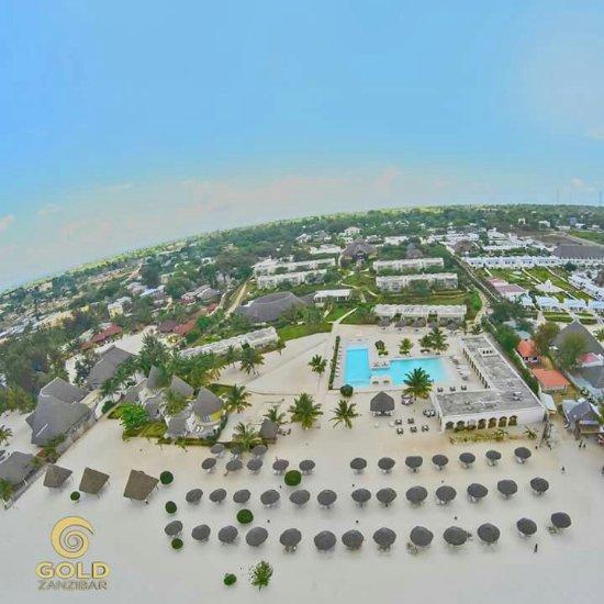 Gold Zanzibar Beach House & Spa (Kendwa, Zanzibar Island