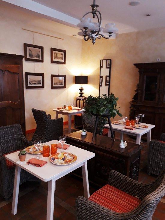 Bistrot la poste sainte maure de touraine restaurant - La table du bistrot limoges ...