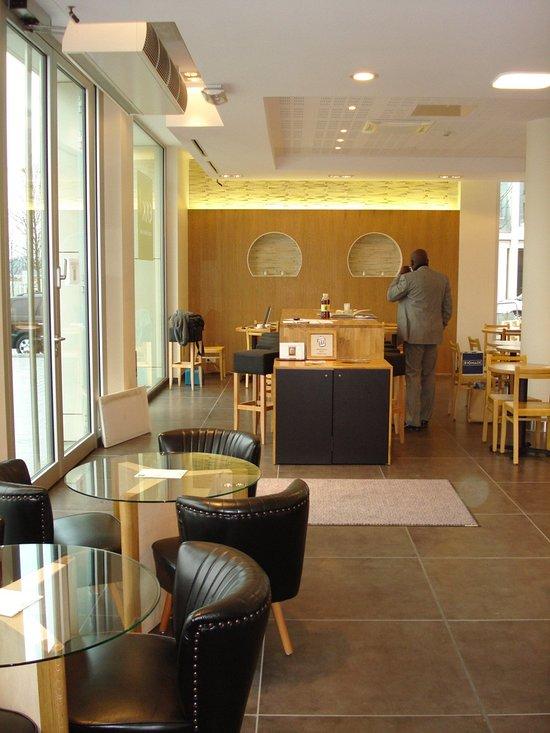 Exki kirchberg luxembourg restaurant avis num ro de t l phone photos tripadvisor - Cuisine rapide luxembourg ...