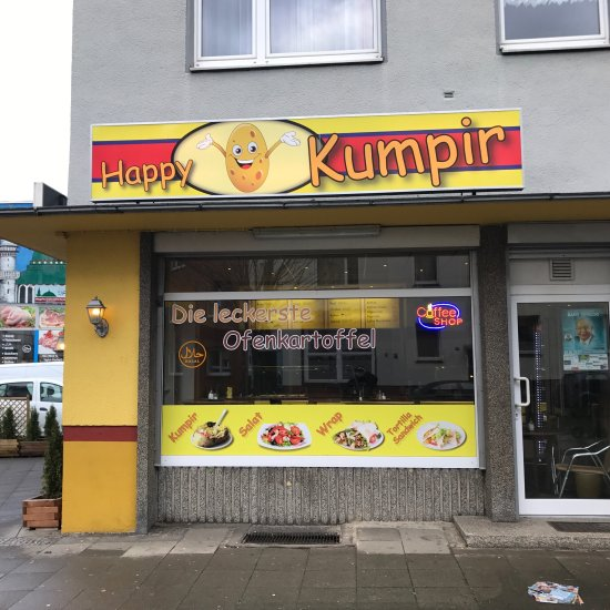 happy kumpir hannover restaurant bewertungen fotos tripadvisor. Black Bedroom Furniture Sets. Home Design Ideas