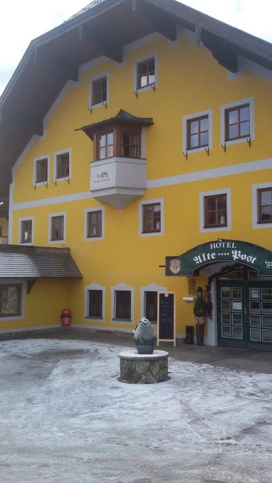 Hotel Alte Post Bewertungen Fotos Preisvergleich Faistenau