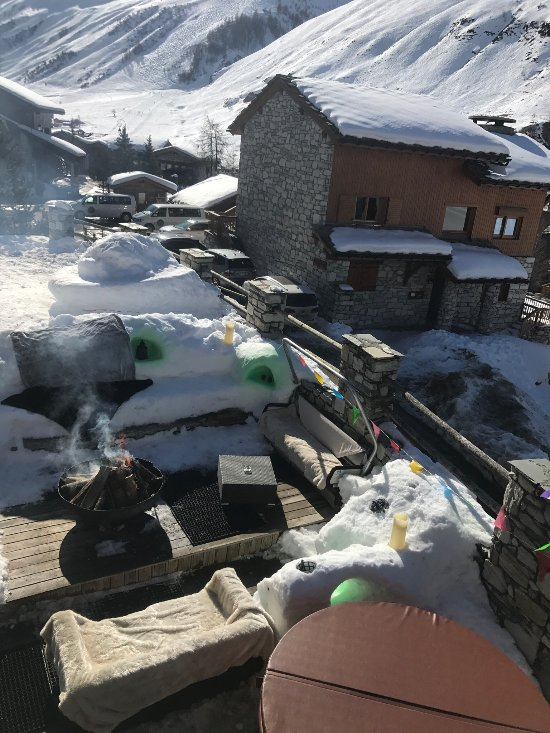 Le Chardon Mountain Lodges