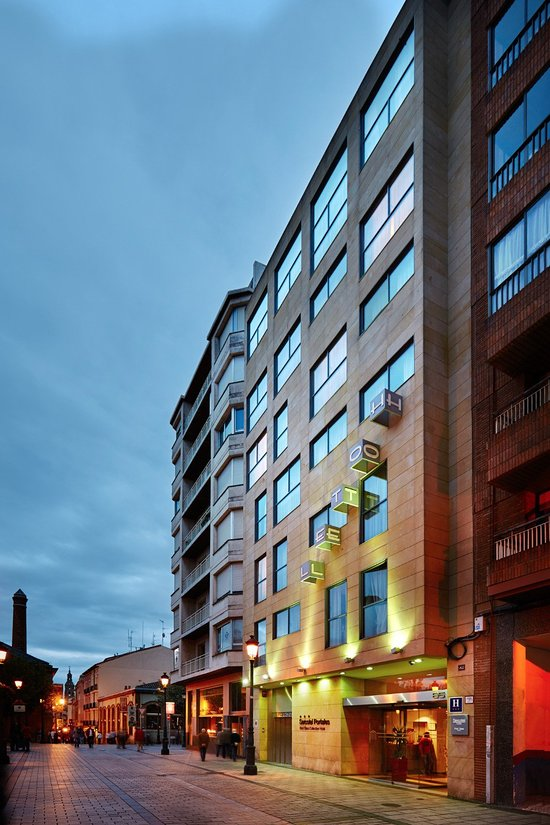 Sercotel Portales Hotel