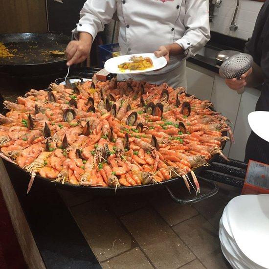 Paellas Pepe Sao Paulo Ipiranga Menu Prices Restaurant