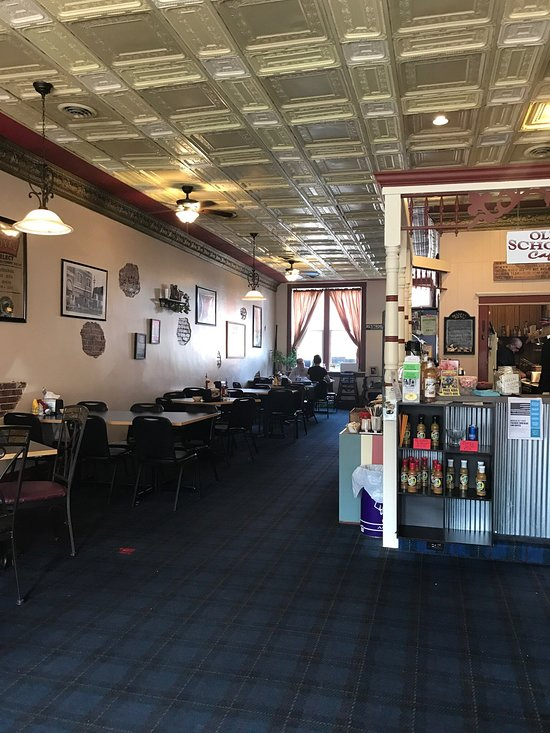 Old School Cafe Huntingburg Restaurant Reviews Phone Number Photos Tripadvisor