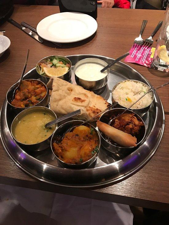 Indigo Indian Restaurant Bury