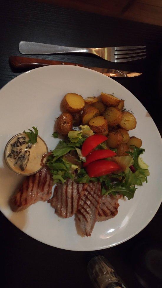 Restaurant Le Raffinement Rue Daguerre Paris