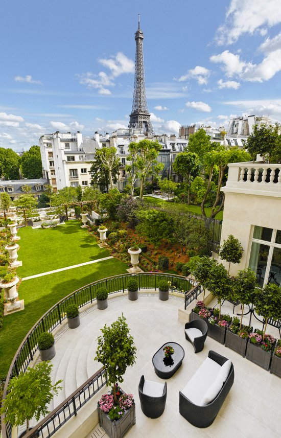 Shangri la hotel paris deals reviews updated 2017 for Deal hotel paris