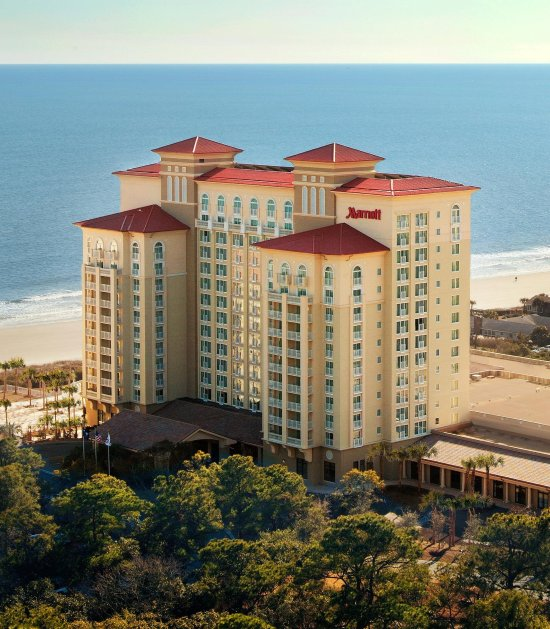 Marriott Resort Grande Dunes Myrtle Beach Sc