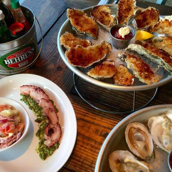 Coastal Kitchen And Raw Bar Reviews