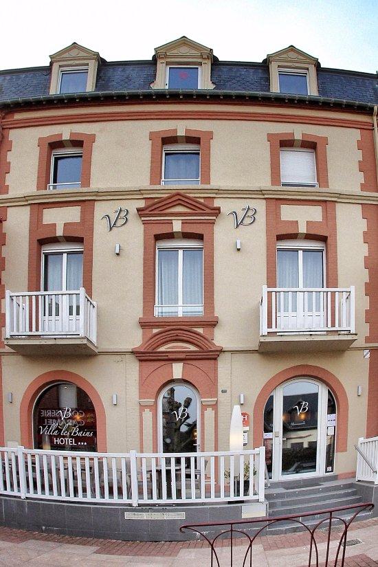 Hotel Villa les Bains