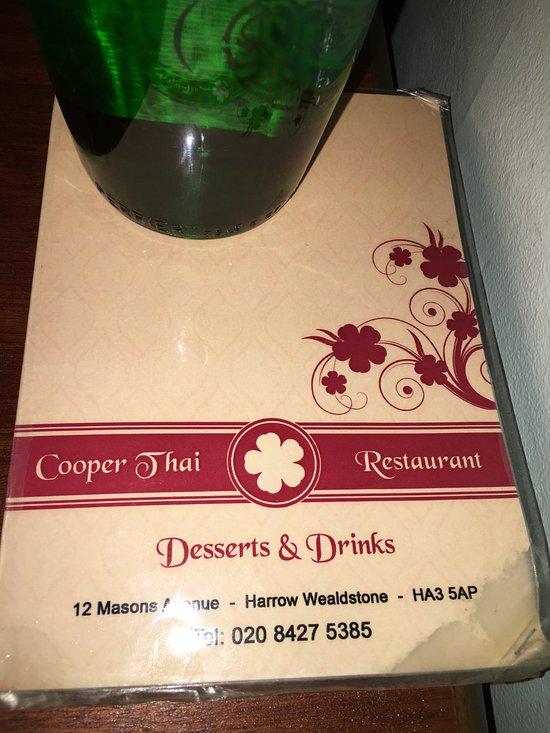 Best Thai Restaurant Harrow