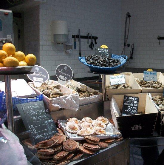 Le comptoir des mers paris le marais restaurant avis - Le comptoir des mers paris ...