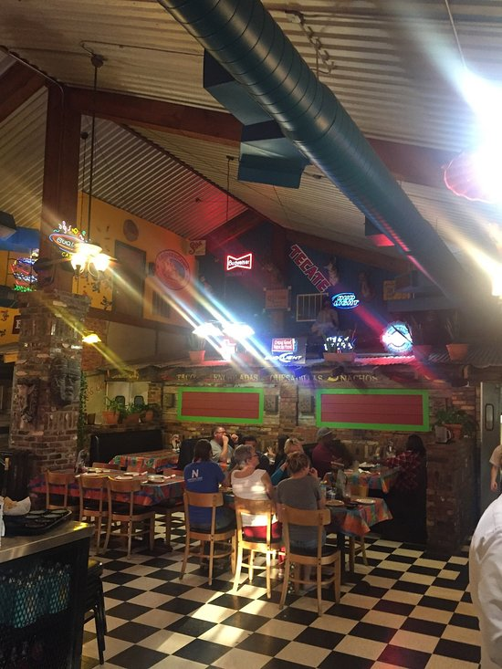 Mexican Restaurant In Marshall Tx